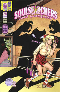 Cover Thumbnail for Soulsearchers and Company (Claypool Comics, 1993 series) #74