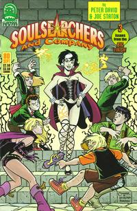 Cover Thumbnail for Soulsearchers and Company (Claypool Comics, 1993 series) #80