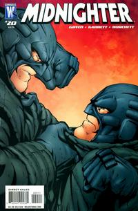 Cover Thumbnail for Midnighter (DC, 2007 series) #20