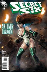 Cover Thumbnail for Secret Six (DC, 2008 series) #11