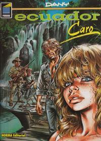 Cover Thumbnail for Pandora (NORMA Editorial, 1989 series) #56 - Ecuador. Caro