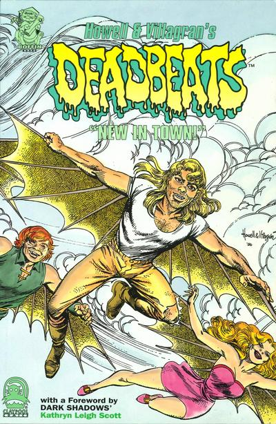 Cover for Deadbeats (Claypool Comics, 1996 series) #[1] - New in Town