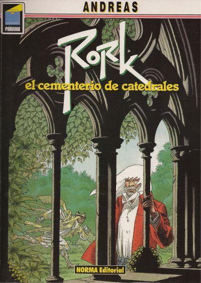 Cover for Pandora (NORMA Editorial, 1989 series) #14