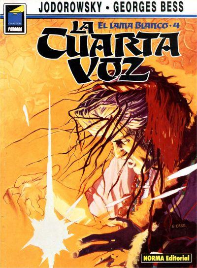 Cover for Pandora (NORMA Editorial, 1989 series) #21