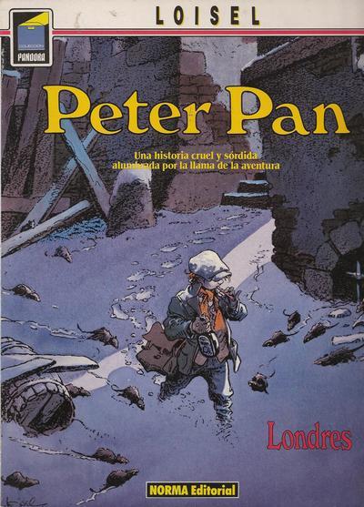 Cover for Pandora (NORMA Editorial, 1989 series) #27