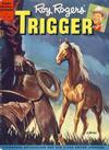 Cover for Roy Rogers ekstranummer Trigger (Serieforlaget / Se-Bladene / Stabenfeldt, 1958 series) #[1959]