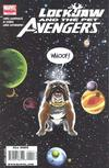 Cover for Lockjaw and the Pet Avengers (Marvel, 2009 series) #4