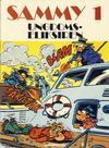 Cover for Sammy (Interpresse, 1981 series) #1 - Ungdomseliksiren