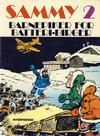 Cover for Sammy (Interpresse, 1981 series) #2 - Barnepiker for Batteri-Birger