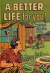 Cover for A Better Life for You! (Harvey, 1960 series)