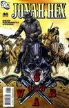 Cover for Jonah Hex (DC, 2006 series) #46