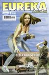 Cover for Eureka: Dormant Gene (Boom! Studios, 2009 series) #2