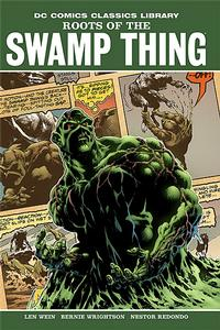 Cover Thumbnail for DC Comics Classics Library: Roots of the Swamp Thing (DC, 2009 series)