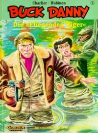 Cover Thumbnail for Buck Danny (Carlsen Comics [DE], 1993 series) #4 - Die fliegenden Tiger
