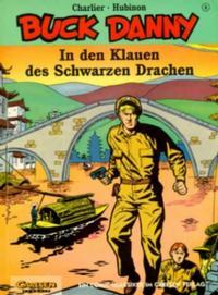 Cover Thumbnail for Buck Danny (Carlsen Comics [DE], 1993 series) #5 - In den Klauen des schwarzen Drachen