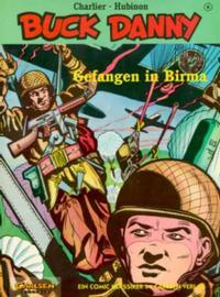 Cover Thumbnail for Buck Danny (Carlsen Comics [DE], 1993 series) #6 - Gefangen in Birma
