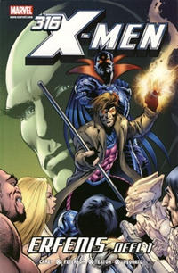 Cover Thumbnail for X-Men (Z-Press Junior Media, 2007 series) #316