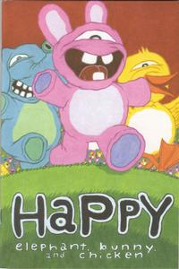 Cover Thumbnail for Happy (Top Shelf, 2001 series) #2