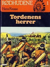 Cover Thumbnail for Rødhudene (Semic, 1980 series) #1 - Tordenens herrer