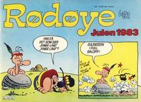 Cover Thumbnail for Rødøye (Semic, 1980 series) #1983