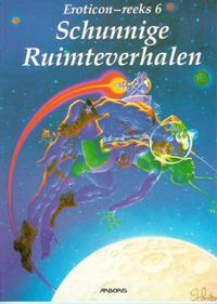 Cover Thumbnail for Eroticon-reeks (Arboris, 1994 series) #6 - Schunnige ruimteverhalen