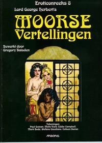 Cover Thumbnail for Eroticon-reeks (Arboris, 1994 series) #8 - Moorse vertellingen