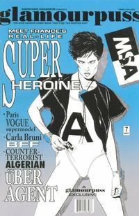 Cover Thumbnail for glamourpuss (Aardvark-Vanaheim, 2008 series) #7