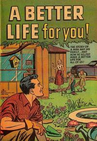 Cover Thumbnail for A Better Life for You! (Harvey, 1960 series)