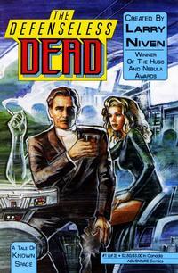 Cover Thumbnail for The Defenseless Dead (Malibu, 1991 series) #1