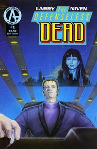Cover Thumbnail for The Defenseless Dead (Malibu, 1991 series) #2