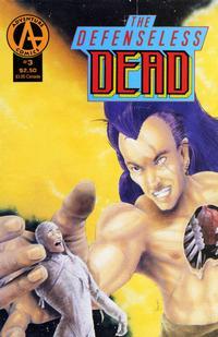 Cover Thumbnail for The Defenseless Dead (Malibu, 1991 series) #3