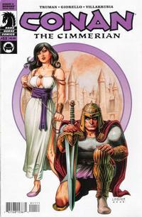 Cover Thumbnail for Conan the Cimmerian (Dark Horse, 2008 series) #11 / 61