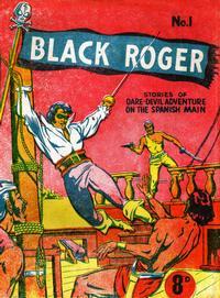 Cover Thumbnail for Black Roger (Magazine Management, 1952 series) #1