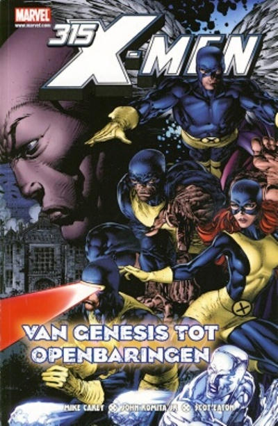 Cover for X-Men (Z-Press Junior Media, 2007 series) #315