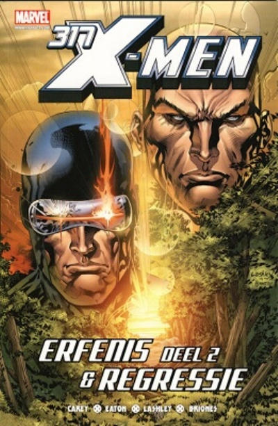 Cover for X-Men (Z-Press Junior Media, 2007 series) #317