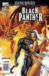 Cover for Black Panther (Marvel, 2009 series) #5