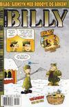 Cover for Billy (Hjemmet / Egmont, 1998 series) #2/2009