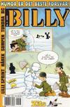 Cover for Billy (Hjemmet / Egmont, 1998 series) #3/2009