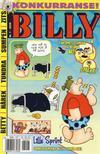 Cover for Billy (Hjemmet / Egmont, 1998 series) #7/2009
