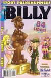Cover for Billy (Hjemmet / Egmont, 1998 series) #8/2009