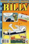 Cover for Billy (Hjemmet / Egmont, 1998 series) #9/2009