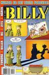 Cover for Billy (Hjemmet / Egmont, 1998 series) #12/2009