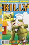 Cover for Billy (Hjemmet / Egmont, 1998 series) #16/2009