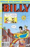 Cover for Billy (Hjemmet / Egmont, 1998 series) #17/2009