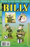 Cover for Billy (Hjemmet / Egmont, 1998 series) #24/2009