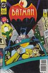 Cover for Aventuras de Batman (Zinco, 1993 series) #9