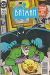 Cover for Aventuras de Batman (Zinco, 1993 series) #10