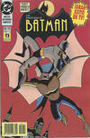 Cover for Aventuras de Batman (Zinco, 1993 series) #11
