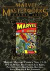 Cover Thumbnail for Marvel Masterworks: Golden Age Marvel Comics (2004 series) #4 (116) [Limited Variant Edition]
