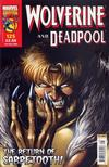Cover for Wolverine and Deadpool (Panini UK, 2004 series) #125